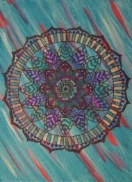 Symmetry Mandala