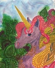 Zen Unicorn