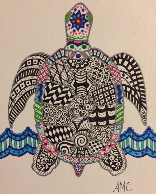Little Zen Turtle
