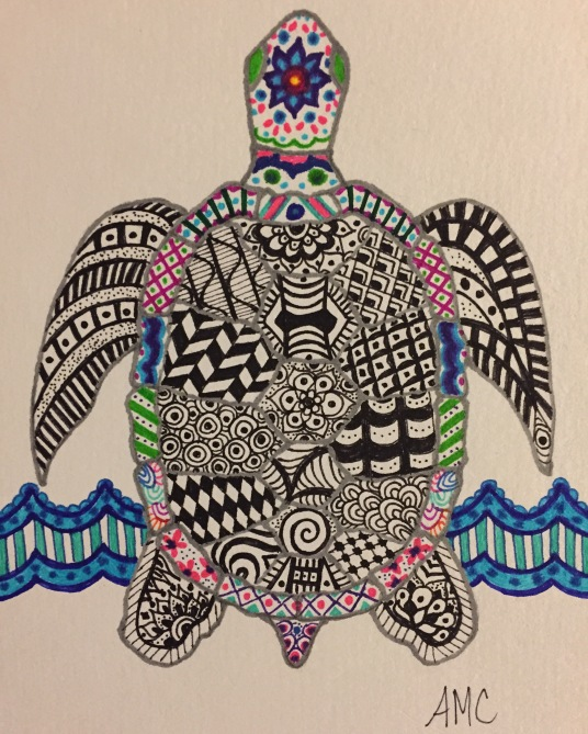 Little Zen Turtle