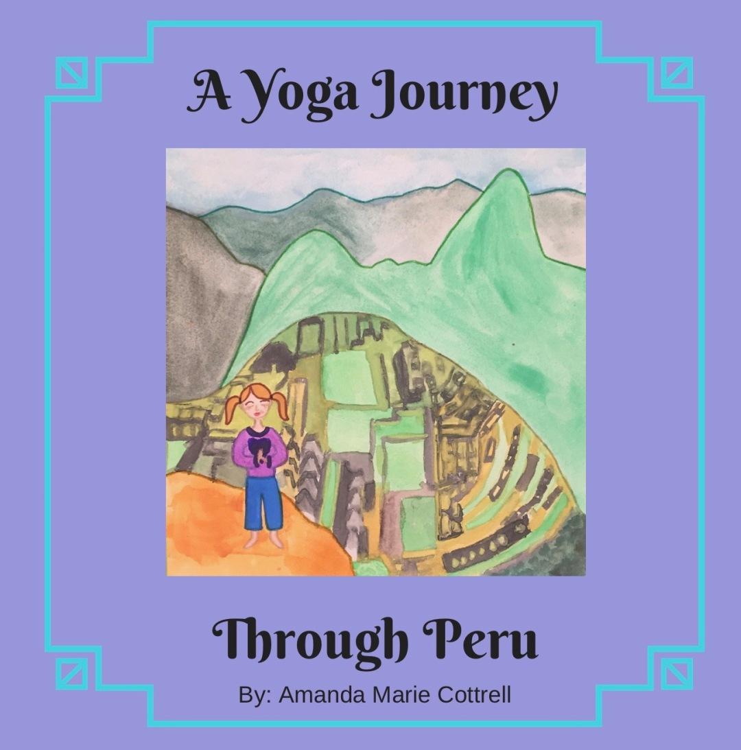 A Yoga Journey Through Peru Cover 2